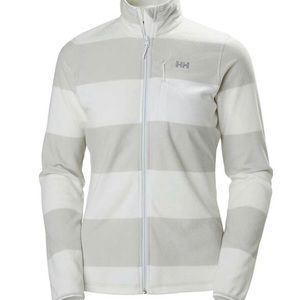 Helly Hanson Fleeze Zip Up Jacket